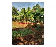 18 Acres Develeped Farm land for sale at Mandangad