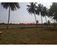 5 Acres Farm Land for sale at Vadahalli - Mulbagal