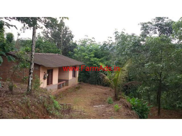 2 acre Agriculture Land for sale at Mananthavady - Thalasseri road