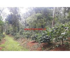 50 Acres Scenic Coffee Estate for sale at Madikeri