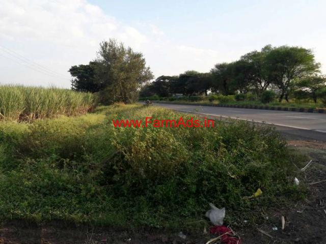43 Gunta NH 4 highway touch property for sale near Karad - Maharashtra