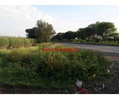 43 Gunta NH 4 highway touch property for sale near Karad - Maharashtra