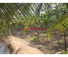 3 acre land for sale 12km from kunigal check post