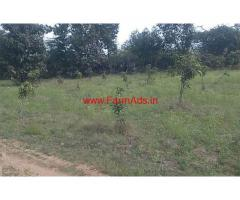 18 Acres Farm Land with Mango Estate for sale at Kalikere -  Chitoor