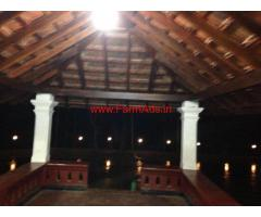 5.50 Acres Land with Farm House for sale at Mangalore