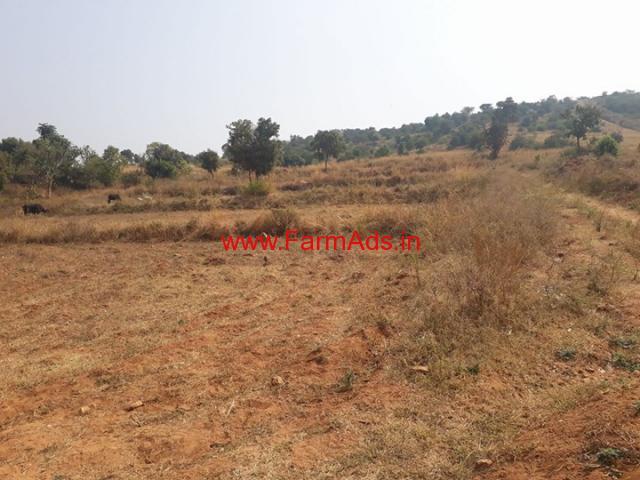8 Acre Farm land for sale at kanakapura. Sathanur to Mutthatti road