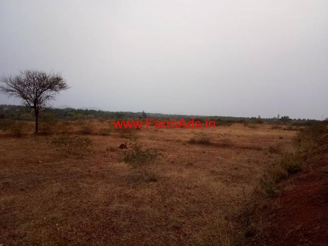 6 Acre 20 Guntas agriculture land for sale near yediyur, kunigal