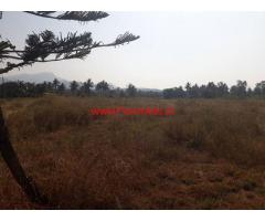 7 Acres Farm land for sale at Harohalli - Kanakapura