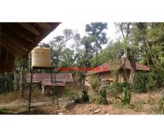 3.11 Acres Coffee Estate with Bunglow for sale at Belur