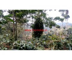 3.5 acre Agriculture land for sale in kodaikanal mountain range.