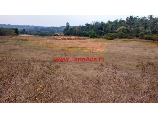 2.5 acre agriculture land for sale , 7 km from sakleshpura city