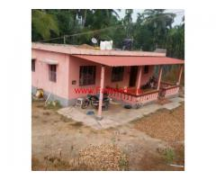 5 acre Farm land with Farm House for sale at Madanthyar