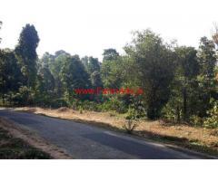 9 acres of coffee estate for sale in Sakleshpur Taluk.