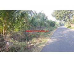 2.24 Acres Farm land for sale tholuthur to agaram sigoore road