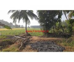 2.24 Acres Farm land for sale tholuthur to agaram sigoore road