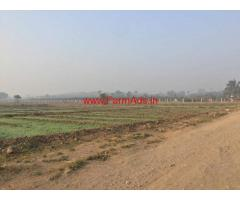 74 Guntha plot for sale on Pune - Solapur road