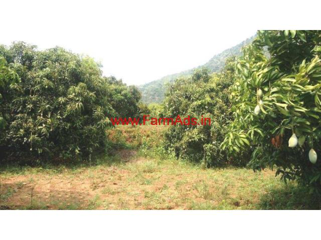20 Acre farm land for sale in near vathalakundu, dindigul