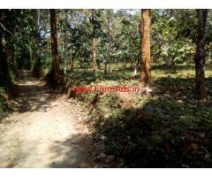 1 Acre agricultural land for sale at Meenagadi - Wayanad