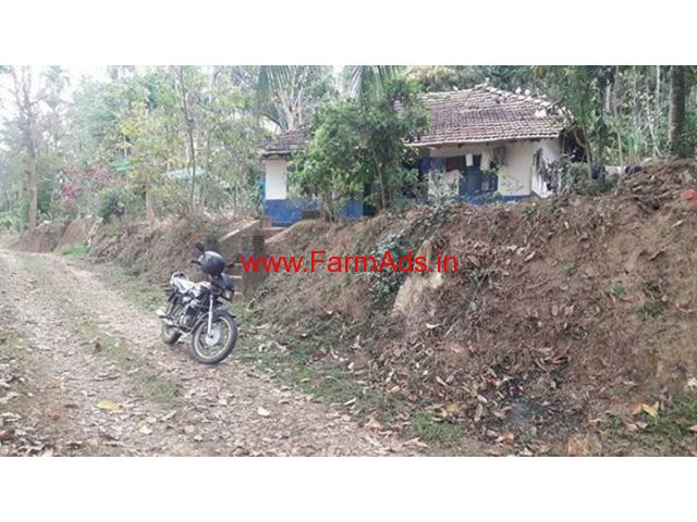 47 Cents land with a small house for sale at Panamaram, Wayanad