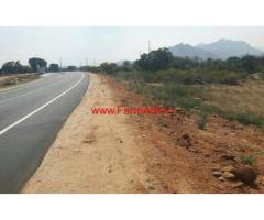 3 acres farm land for sale at Sreenivasapura taluk