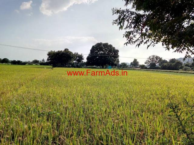 10 Acres Agriculture land for sale at Kanakkankuppam village Gingee