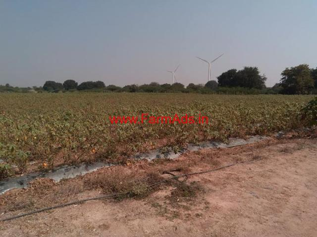 203 Acres agricultural land for sale at kamdur near kalyanadurga