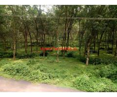 68 Cents Land for sale near Vellarada Panachamoodu.