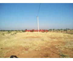 86 acres farm land for sale at Bathalapalli near anantapur
