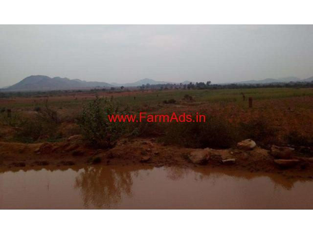 106 Acres of farm land is available for sale at near pavagada