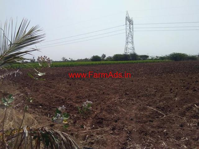18 acres fully developed land available for sale at Hindupur