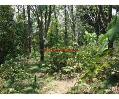 1.15 acres of Rubber farm for sale in Kullapully.