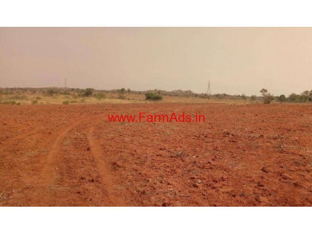 100 acres farm land for sale at Peunkonda near KIYA motor Company