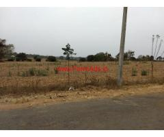 8.5 acre farm land for sale at Mudinakoppa to harnalli road - shimoga
