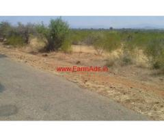 3.5 Acres Farm Land for sale near Kollegal, 135 KMS from Bangalore