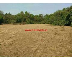1.7 Acres Farm land for sale 14 KMS from Dandeli