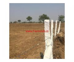 1 Acre 17 Guntas Land for sale at Near by moinabad suitable for farm house