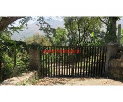 25 Acres Estate for sale at Kodaikanal to Palani Road