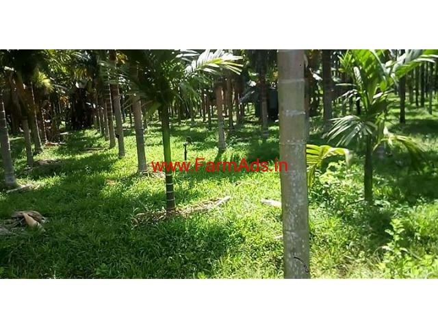 7.78 acre farm land for sale in perdoor - Udupi