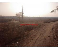 29 Acres Open Agriculture Land for sale on Hassan - Belur Road