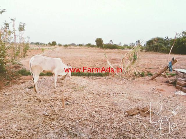 7.12 acres Agricultural land for lease or rental basis at Madhugiri